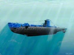 HMS/M Submarine 'Unshaken'