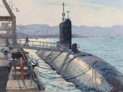 Submarine Berth, Devonport