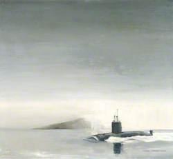 HMS 'Swiftsure'