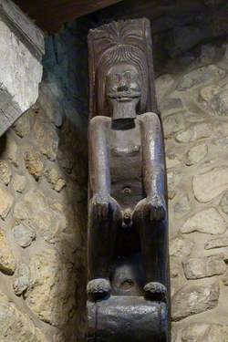 Carved Figure*