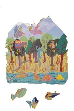 Jungle Scene 3