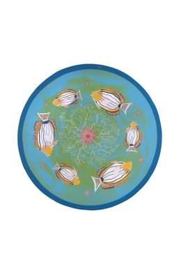 Fish Roundel