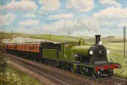 London and South Western Railway No. 369