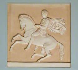 Man on Horseback*
