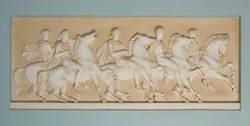 Five Men on Horseback*