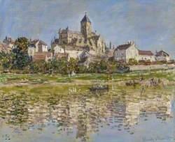 The Church at Vétheuil