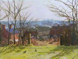 Winter Landscape, Suffolk