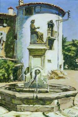 Fountain, Saule
