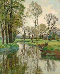 Spring on the Stour