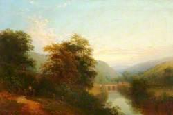 Clifford Bridge on Teign