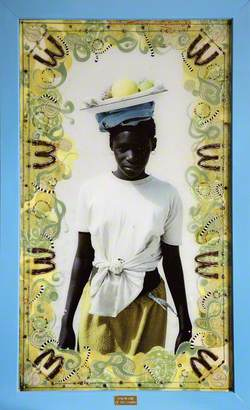 Lemon Girl of the Gambia