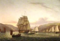 Armed Merchantmen into Dartmouth