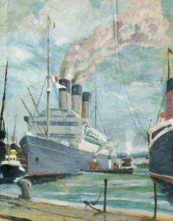 White Star Liner 'Majestic' (1922–1936)