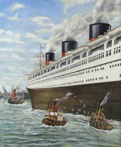 'Queen Mary'