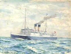 Southern Railway Steamer