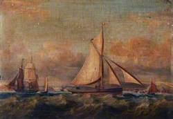The Falmouth Pilot Cutter