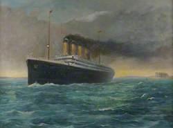 SS 'Titanic'