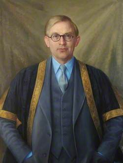 Doctor D. G. James, Vice-Chancellor (1952–1965)