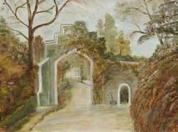 Steephill Castle Entrance