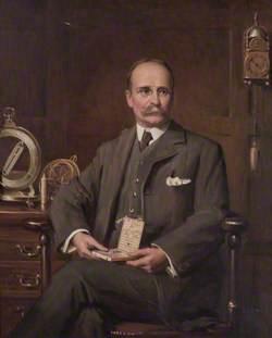 Lewis Evans (1853–1930), Dickinson Company Chairman (1912–1918)