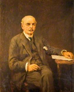 Sir Leander Starr Jameson, Bt, CB, Director (1902–1917), President (1913–1917)