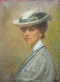 Bertha Herkomer (1858–1945)