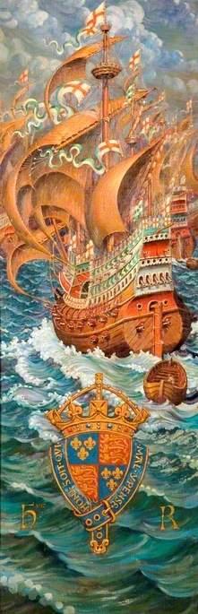 Tudor Galleons