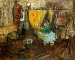 Old Frank's Studio: Interior No. 3, Meadow Studio, Bushey