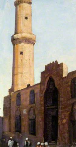 Mosque at Girgeh, Egypt