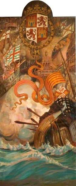 The Revenge, 1591