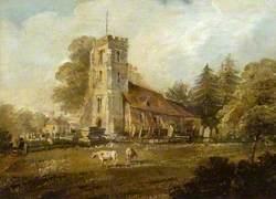 Parish Church of St James, Bushey