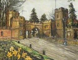 Cassiobury Park Gates, Watford