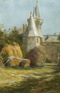 Château Farmyard