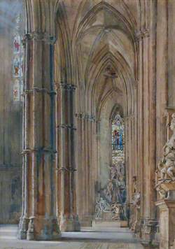 Westminster Abbey, South Aisle