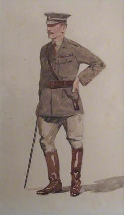 First World War Officer