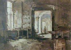 Menaggio (Interior of a Forge)