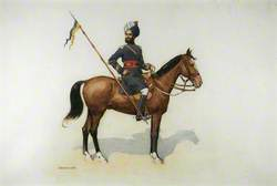 An Indian Cavalryman