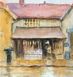 Fishmonger's Shop, Bushey