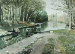 Cassiobury Lock