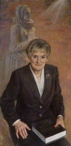 Mrs A. T. Williamson (b.1944), Headmistress (1995–2005)