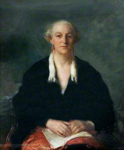 Miss Eleanor Wilson (d.1955), Headmistress (1914–1933)