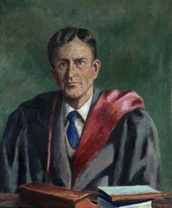 Mr W. L. Garstang, Headmaster (1949–1954)