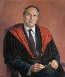 Mr D. M. W. Bolton (b.1936), Headmaster (1982–1994)