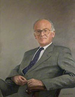Sidney Melman, JP, Chairman of Letchworth Garden City Corporation (1978–1990)
