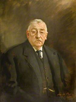 Sir Edmund Broughton Barnard (1856–1930), Kt, OBE, DL, JP, Member of the County Council (1888–1930), Chairman (1920–1930)