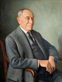 Brigadier Sir Edward Bennington, CMG, DSO, MC, DL, Chairman of the County Council (1952–1958)