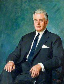 Sir John Cockram (b.1908), Chairman of the County Council (1962–1965)