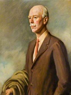 The Right Honourable Brigadier General T. Walton, 3rd Viscount Hamden, 25th Baron Dacre GCVO, KCB, CB, CMG (1869–1958)