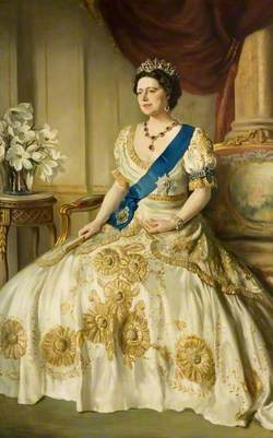 Queen Elizabeth (1900–2002), Consort of George VI