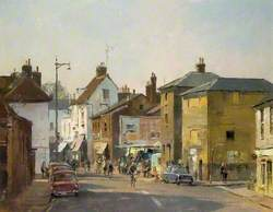 Market Day, Hertford